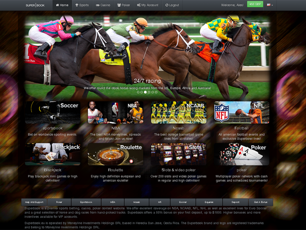 Custom sportsbook white label website
