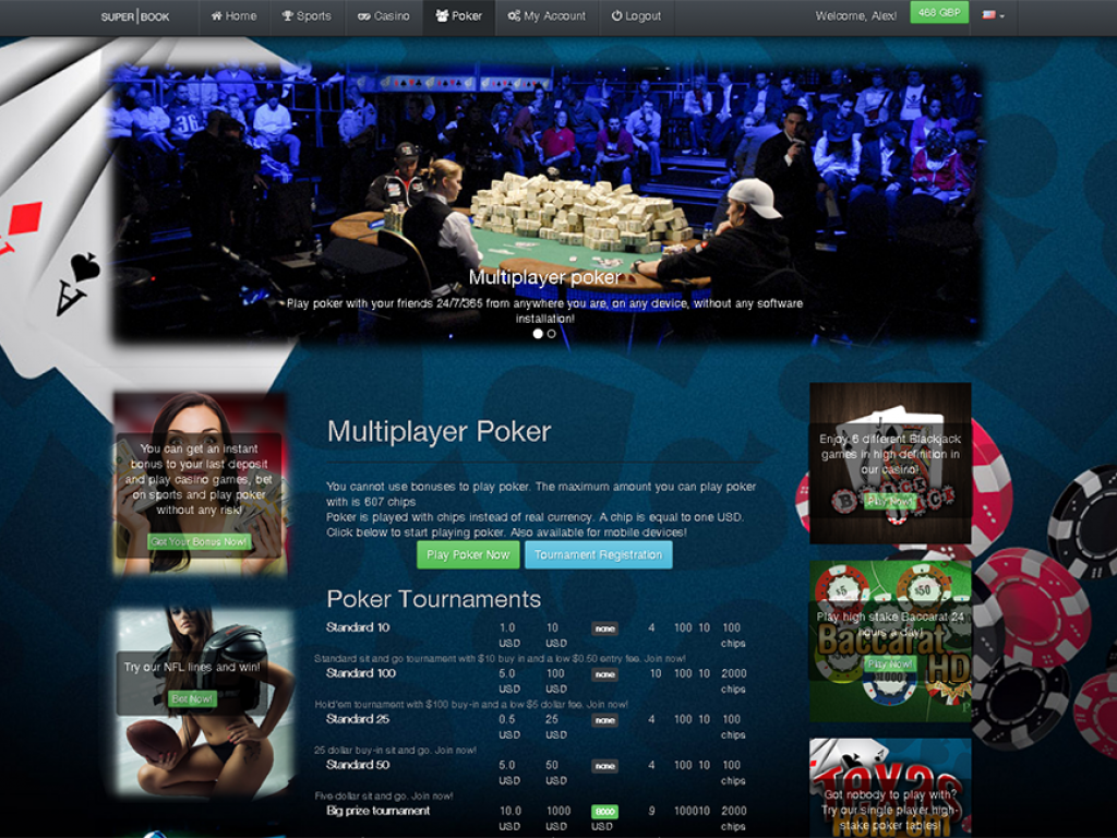 White label multiplayer poker